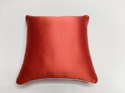 Cuscino Luminoso Rosso Luce Bianca FRONTE