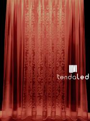tendaled dark pink