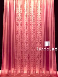 tendaled pink